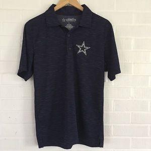 Men's Dallas Cowboys Golf Shirt • Small • NWOT